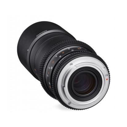 Объектив Samyang 100mm T3.1 ED UMC Macro VDSLR Canon EF