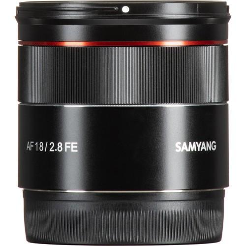 Объектив Samyang AF 18mm f/2.8 FE