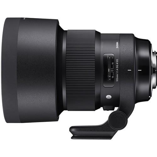 Объектив Sigma 105mm f/1.4 DG HSM Art для Canon