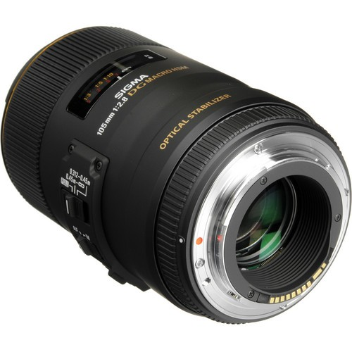 Объектив Sigma 105mm f/2.8 EX DG OS HSM Macro для Nikon