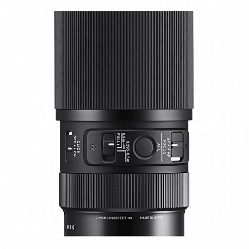 Объектив Sigma 105mm f/2.8 DG DN Macro для Sony E