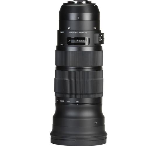 Объектив Sigma 120-300mm f/2.8 DG OS HSM для Canon