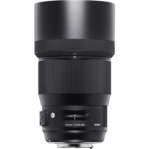 Объектив Sigma 135mm f/1.8 DG HSM Art для Nikon