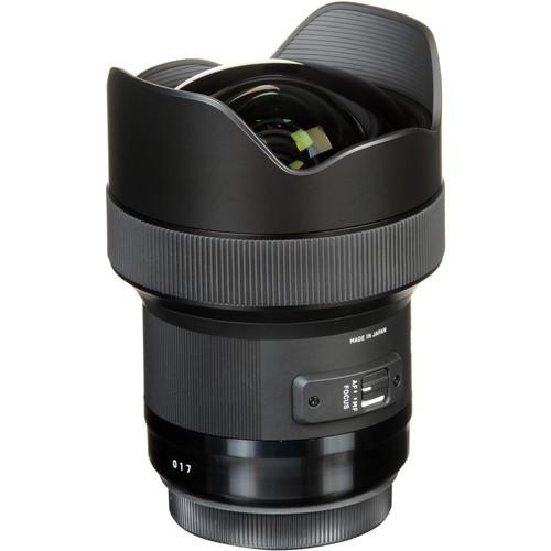 Объектив Sigma 14mm f/1.8 DG HSM Art для Canon