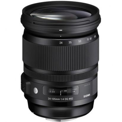 Объектив Sigma 24-105mm f/4 DG OS HSM Art для Nikon