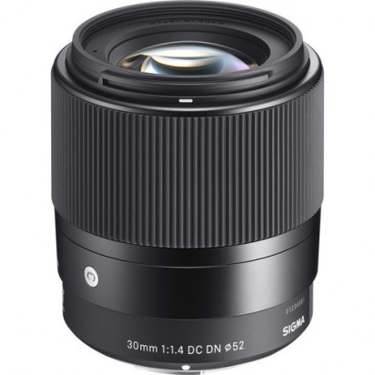 Объектив Sigma 30mm f/1.4 DC DN Contemporary для MFT Mount