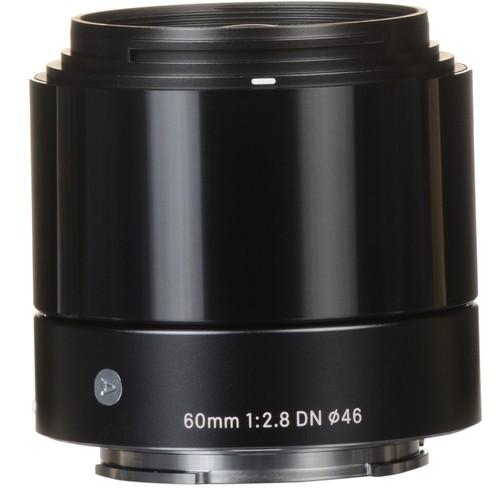 Объектив Sigma 60mm f/2.8 DN для MFT Mount silver