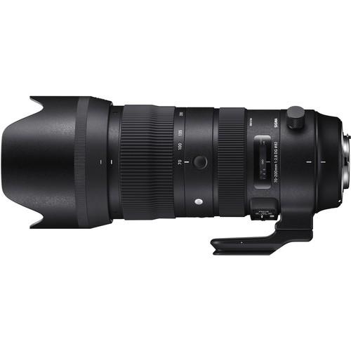 Объектив Sigma 70-200mm f/2.8 DG OS HSM Sports для Canon