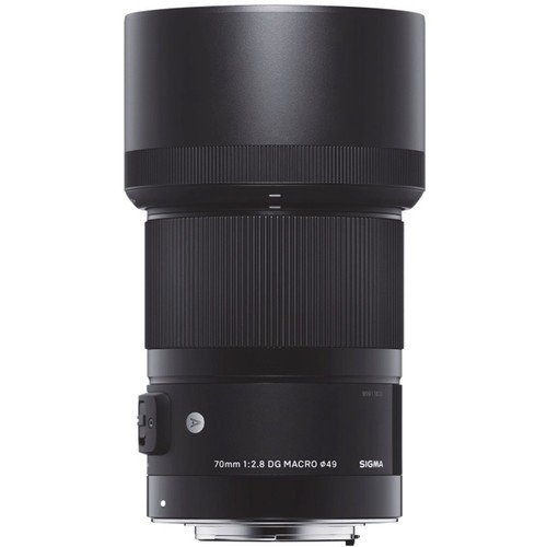 Объектив Sigma 70mm f/2.8 DG Macro Art для Canon