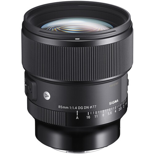 Объектив Sigma 85mm f/1.4 DG DN Art для Sony E