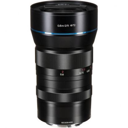 Объектив Sirui 24mm f/2.8 Anamorphic 1.33x Lens для Fujifilm X-Mount