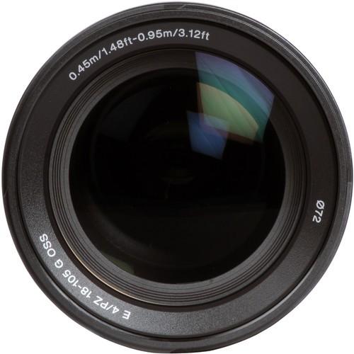 Объектив Sony E PZ 18-105mm f/4 G OSS гарантия 2 года!!!