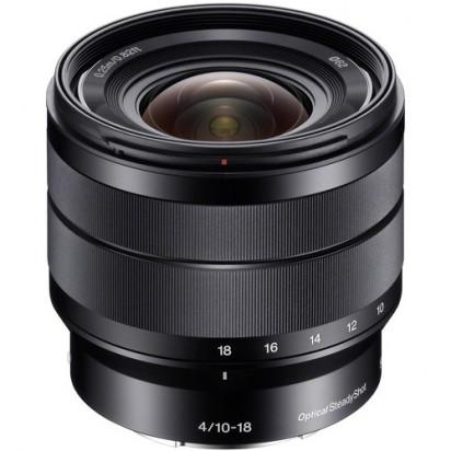 Объектив Sony E 10-18mm f/4 OSS