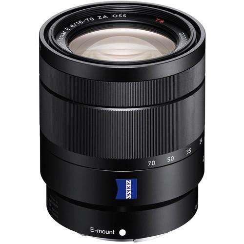 Объектив Sony E 16-70mm f/4 ZA OSS Vario-Tessar