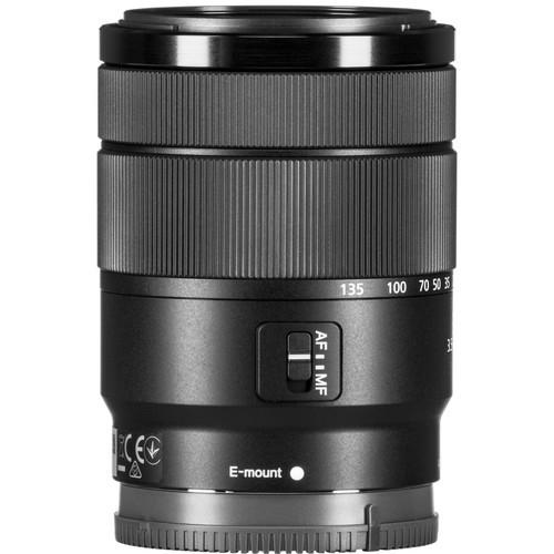 Объектив Sony E 18-135mm f/3.5-5.6 OSS гарантия 2 года!!!