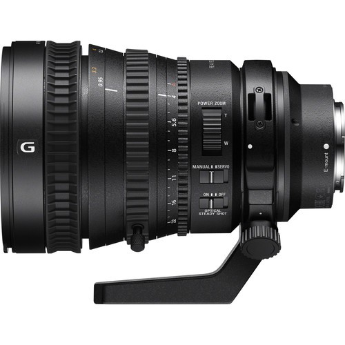 Объектив Sony FE PZ 28-135mm f/4 G OSS