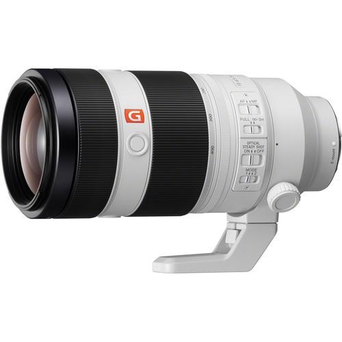 Объектив Sony FE 100-400mm f/4.5-5.6 GM OSS