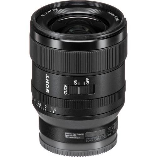 Объектив Sony FE 24mm f/1.4 GM гарантия 2 года!!!
