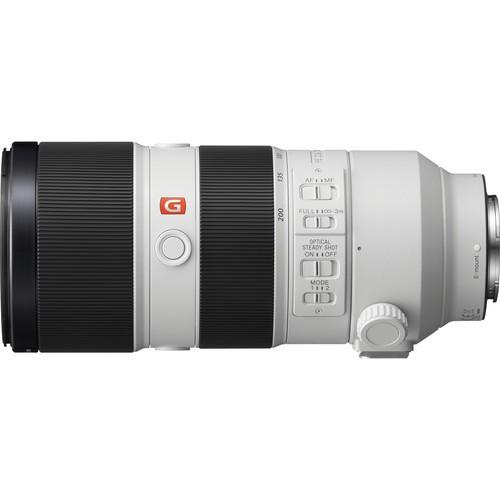 Объектив Sony FE 70-200mm f/2.8 GM OSS