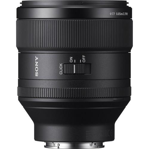 Объектив Sony FE 85mm f/1.4 GM гарантия 2 года!!!