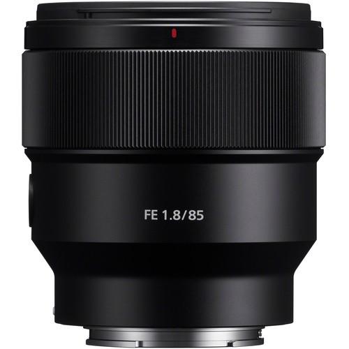 Объектив Sony FE 85mm f/1.8 гарантия 2 года!!!