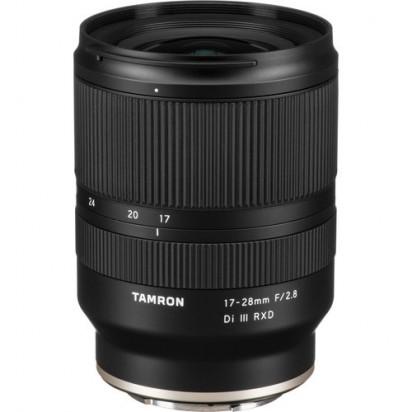 Объектив Tamron 17-28mm f/2.8 Di III RXD для Sony