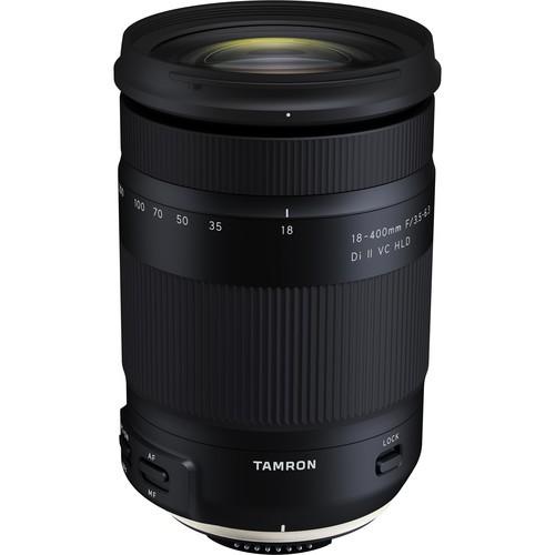 Объектив Tamron 18-400mm f/3.5-6.3 Di II VC HLD для Canon