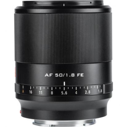 Объектив Viltrox 50mm f/1.8 FE для Sony E