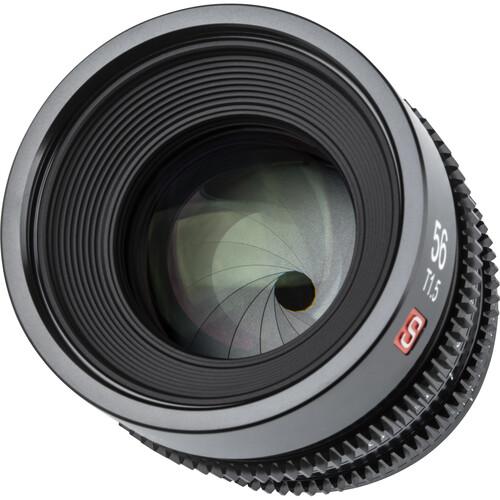 Объектив Viltrox 56mm T1.5 Cine Lens для Sony