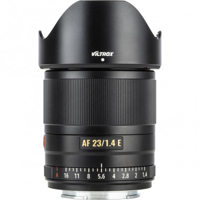 Объектив Viltrox AF 23mm f/1.4 E Lens for Sony E