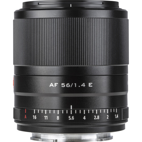 Объектив Viltrox AF 56mm f/1.4 Lens для Fuji