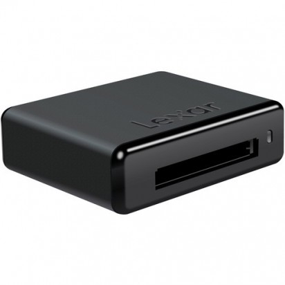 Картридер Lexar CR1 Professional Workflow CFast 2.0 USB 3.0 Reader