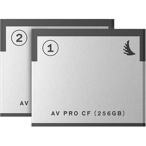 Карта памяти Angelbird 512GB Match Pack for the Blackmagic Design URSA Mini (2x256Gb)