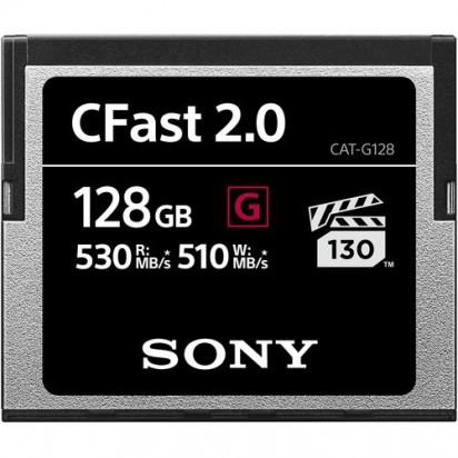 Карта памяти Sony 128GB CFast 2.0