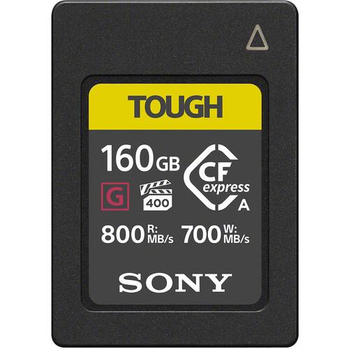 Карта памяти Sony 160GB CFexpress Type A TOUGH Memory Card