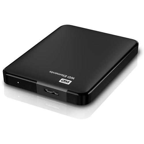 Внешний жесткий диск WD 1TB Elements Portable USB 3.0