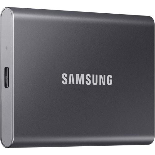 Внешний жесткий диск Samsung 500GB T7 Portable SSD