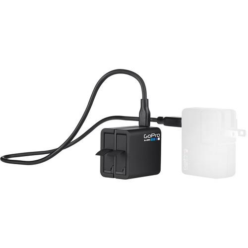Зарядное устройство GoPro Dual USB Battery для GoPro HERO4