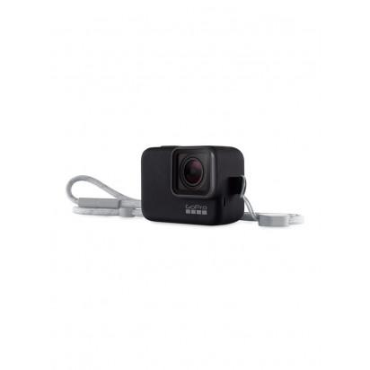 Силиконовый чехол с ремешком GoPro Sleeve + Lanyard