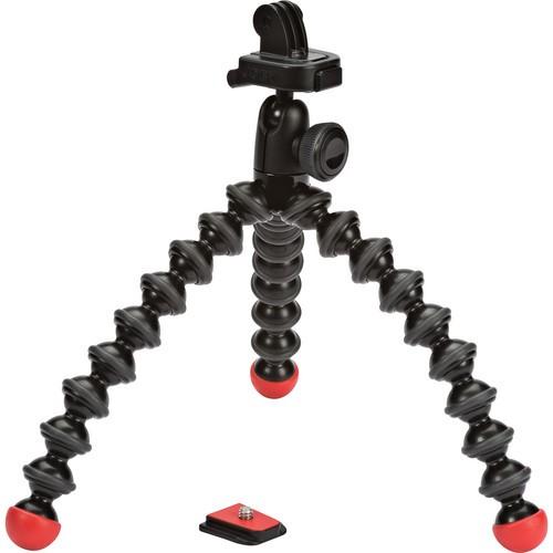 Штатив Joby GorillaPod Action с GoPro Mount