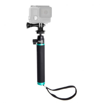 Монопод Revo Action Cam Shooting Pole with Ball Head & GoPro Adapter Kit