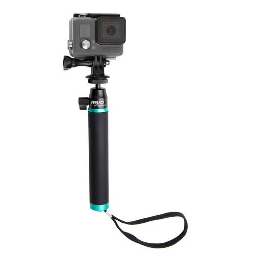 Монопод Revo Action Cam Shooting Pole with Ball Head & GoPro Adapter Kit