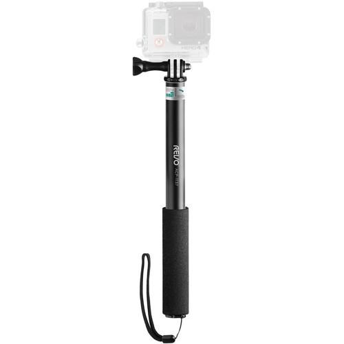 Телескопический монопод Revo Adjustable Selfie-Stick (11-37'')