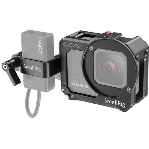 Клетка SmallRig Vlogging Cage & Mic Adapter Holder for GoPro HERO8 CVG2678