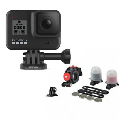 Экшн камера GoPro HERO8 Black + Велосипедное крепление Joby