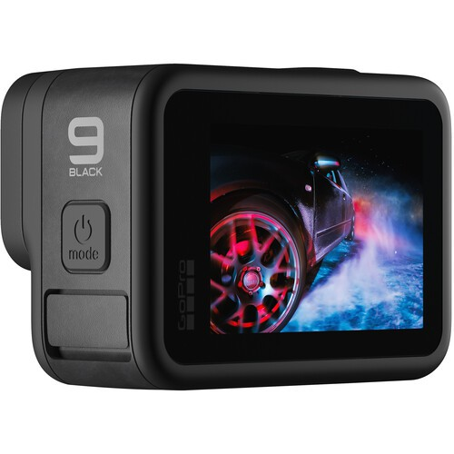 Экшн камера GoPro HERO9 + штатив GorillaPod Action