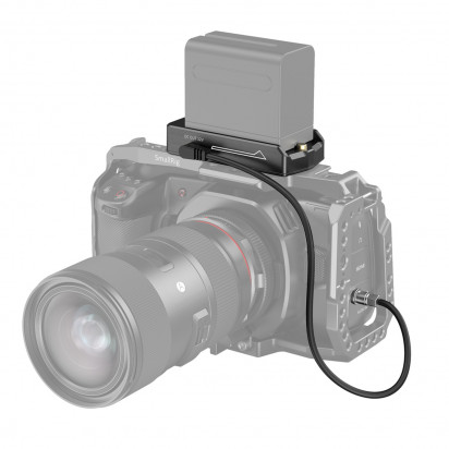 Плата питания SmallRig NP-F Battery Adapter Plate Lite for BMPCC 4K & 6K 3093