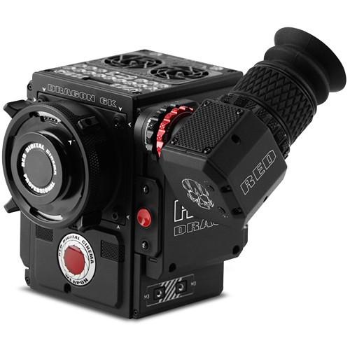 RED Digital Cinema DSMC2 OLED EVF with Mount Pack