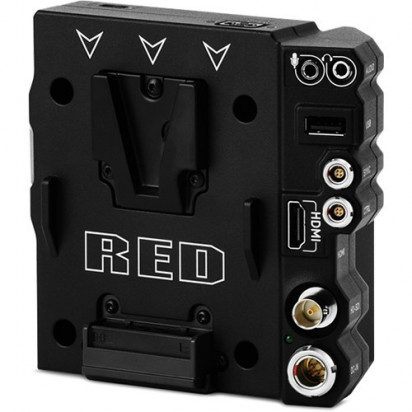 RED Digital Cinema DSMC2 V-LOCK I/O EXPANDER
