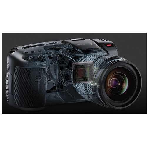 Кинокамера Blackmagic Design Pocket 4K